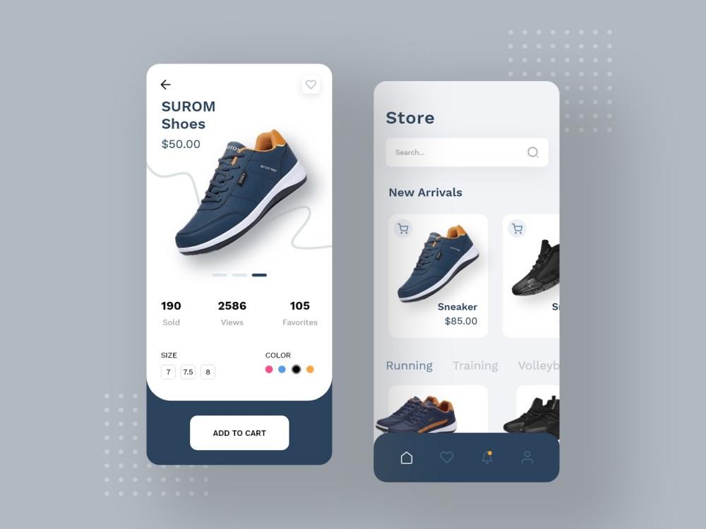 Sports Mobile Application development